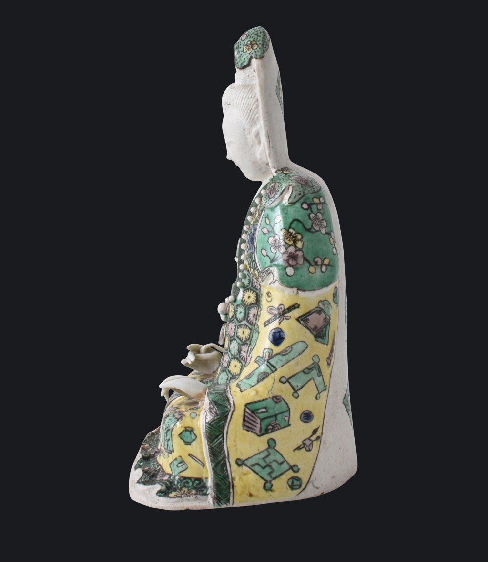 Famille verte Porcelain Kangxi (1662-1722), ca. 1700, China