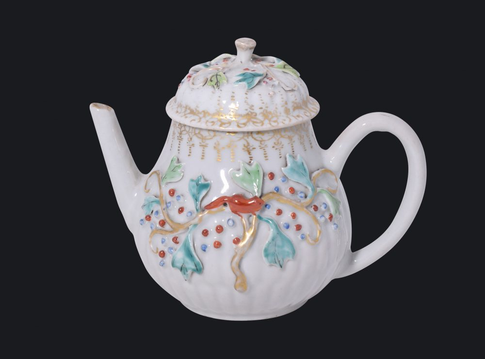 Porcelain Qianlong (1735-1795), circa 1770, China