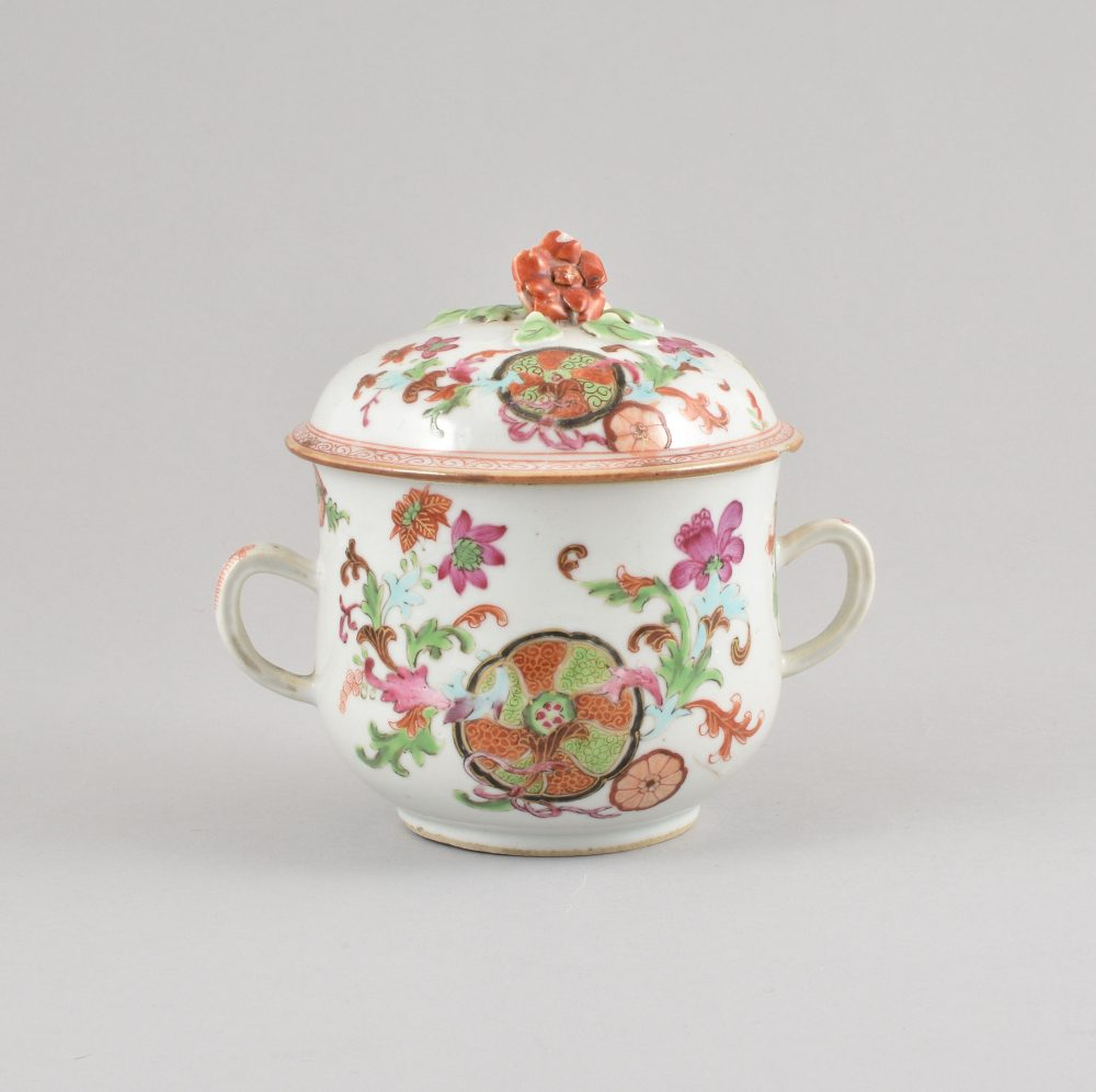 Porcelain Qianlong (1735-1795), circa 1765, China