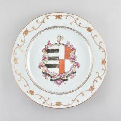 Porcelain Qianlong period (1736-1795), ca. 1752, China