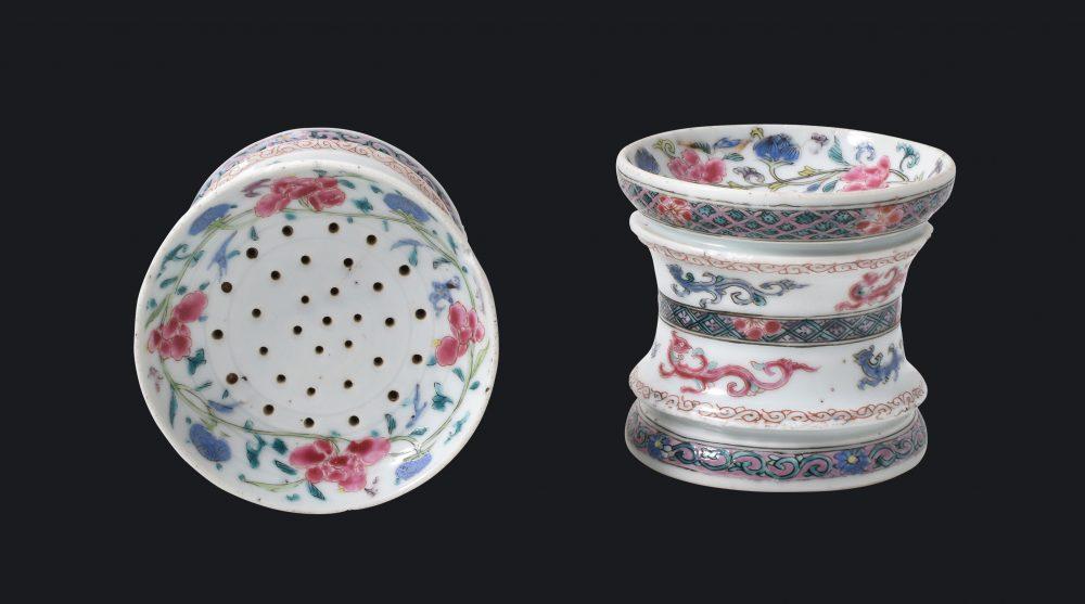 Famille rose Porcelaine Yongzheng (1723-1735), ca. 1735, China