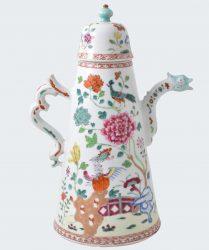 Famille rose Porcelain Qianlong period (1736-1795), circa 1740/1750, China