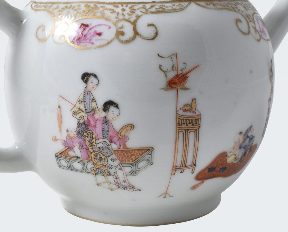 Famille rose Porcelaine Qianlong (1735-1795), ca. 1760, China