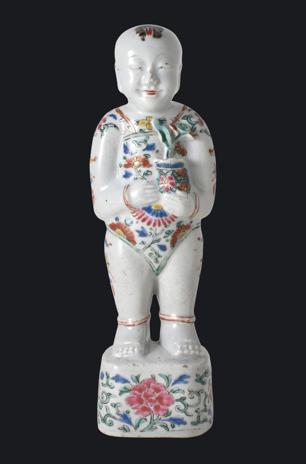 Famille rose Porcelain Yongzheng (1723-1735)/ early Qianlong period (1736-1795), China