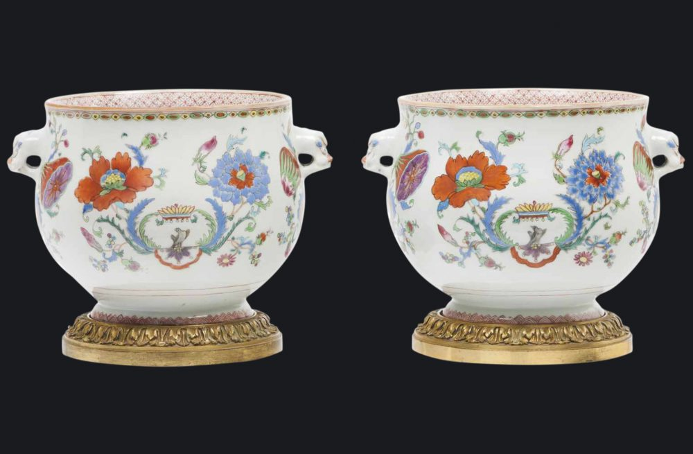 Porcelaine Qianlong (1735-1795), China