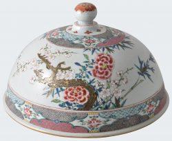 Famille rose Porcelain Yongzheng (1723-1735) / Qianlong period (1736-1795), ca. 1730/1745, China