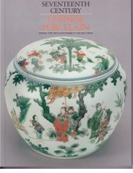 Seventeenth-Century Chinese Porcelain from the Butler Family Collection