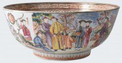 Porcelain Qianlong (1735-1795), circa 1775, China