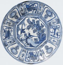 Porcelain Ming dynasty (1368–1644), Wanli period, ca. 1573-1620, China
