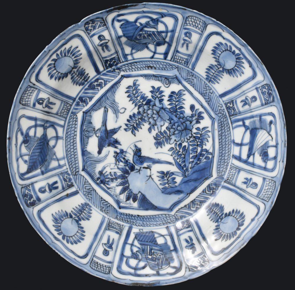 Porcelain Ming dynasty (1368–1644), Wanli period, ca. 1573-1620, China