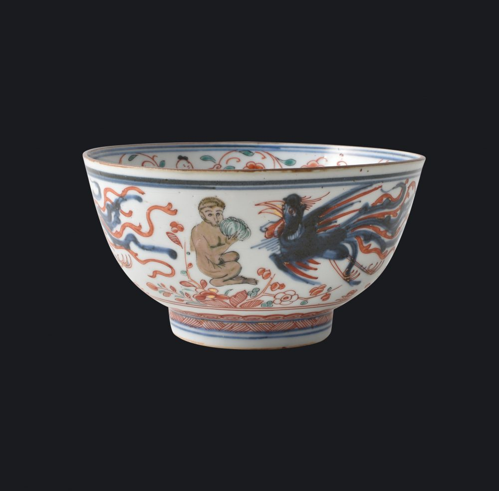 Porcelain Kangxi (1662-1722), ca. 1710-1730, China