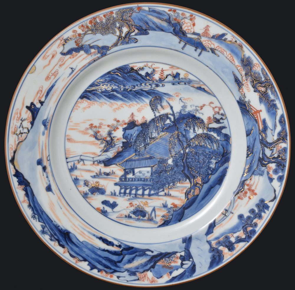 Porcelain Kangxi (1662-1722), ca. 1680/1700, China