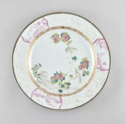 Famille rose Porcelain Yongzheng (1723-1735), ca. 1730-1740, China
