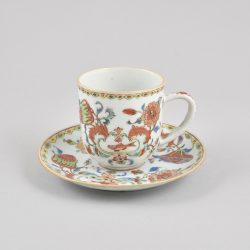 Famille rose Porcelain Qianlong (1735-1795), ca. 1745, China