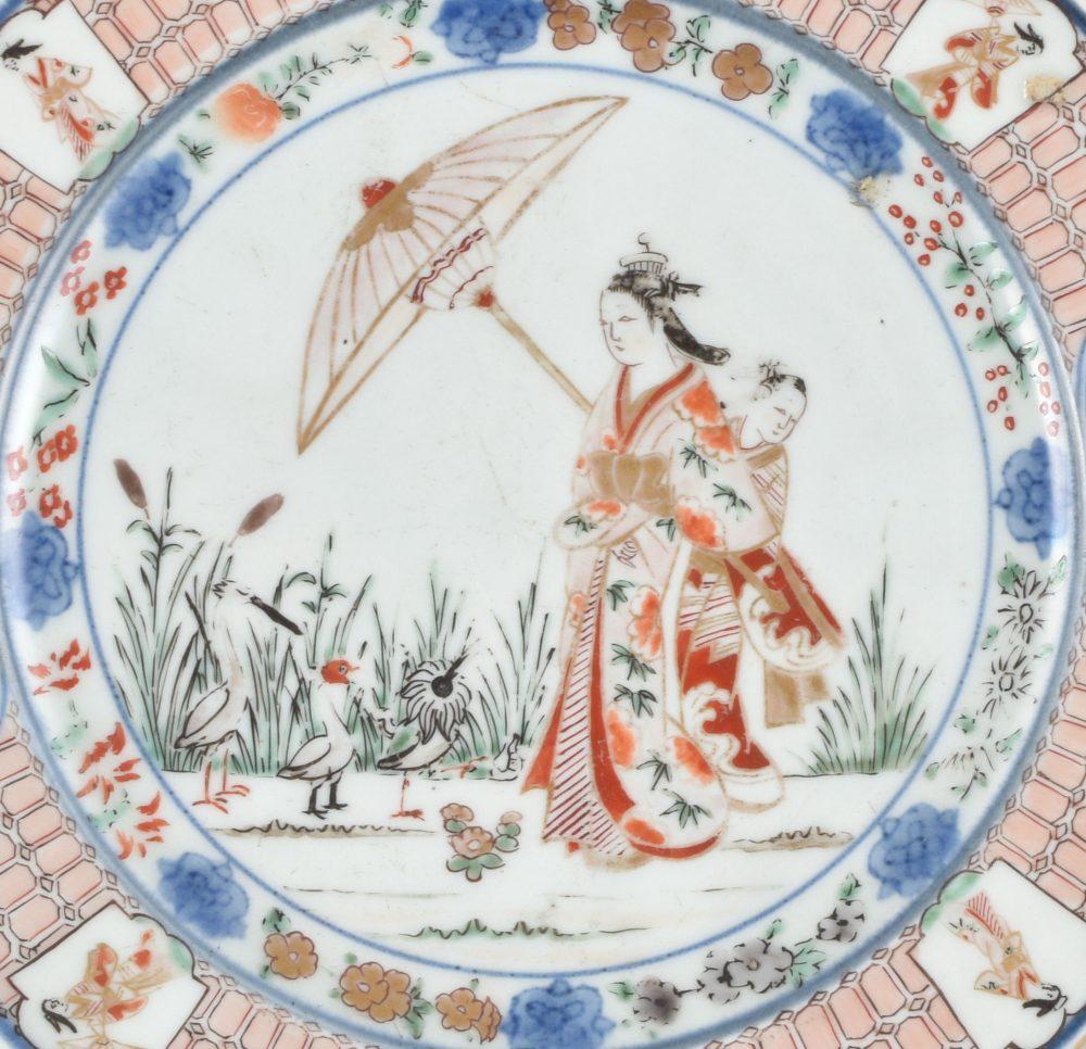 Porcelain Edo period (1603-1868), first half of 18th century , Japan (Arita)