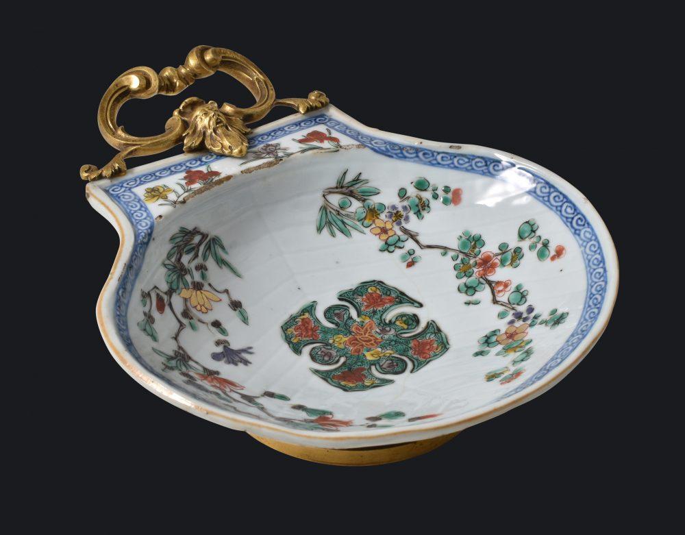 Porcelain Kangxi (1662-1722), ca. 1680, China