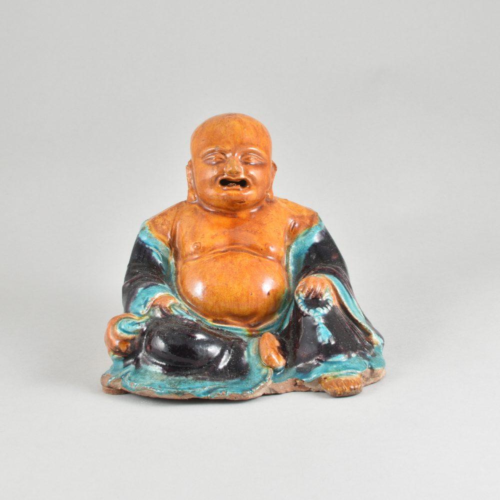 Pottery glazed Ming dynasty (1368-1644), ca. 1600/1640, China