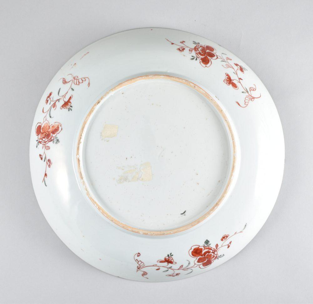 Porcelain Qianlong (1735-1795), circa 1740/1750, China