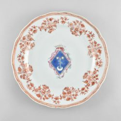 Porcelain Qianlong (1736-1795), ca. 1765, China
