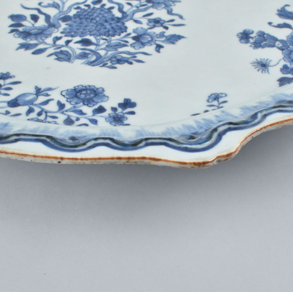 Porcelain Qianlong (1735-1795), circa 1770, China, possibly for the German market