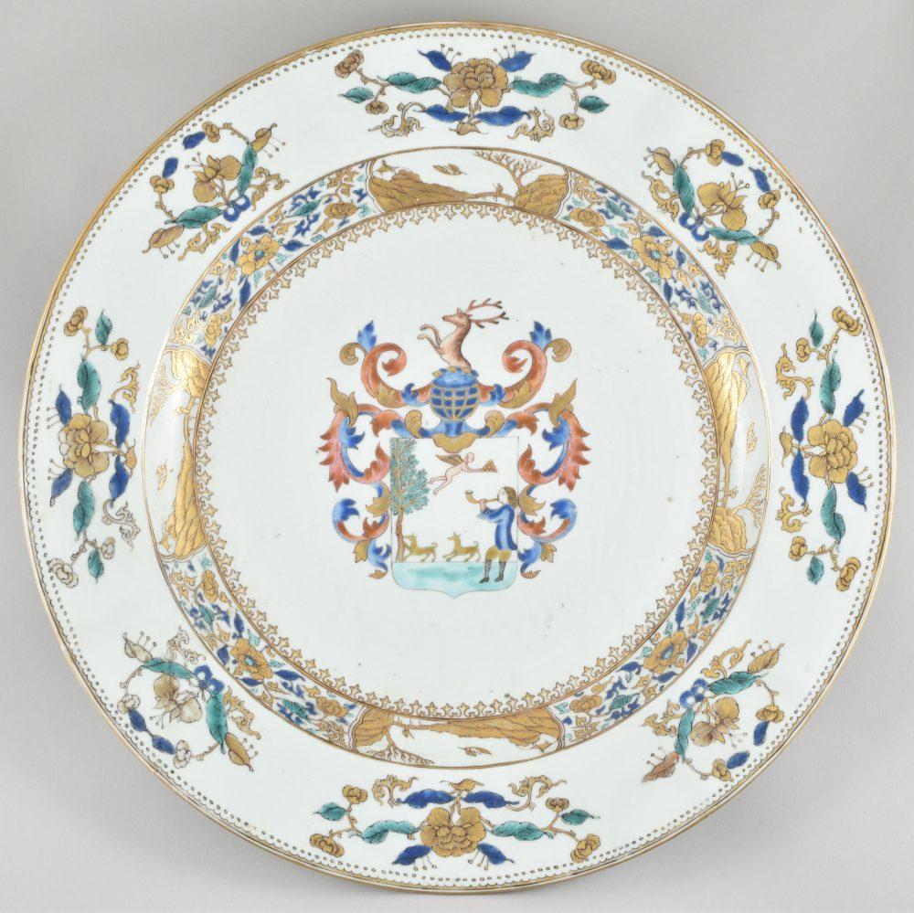 Porcelain Yongzheng (1723-1735), ca. 1733, China