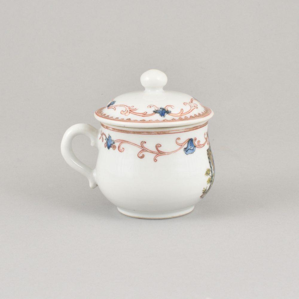 Porcelain Qianlong (1735-1795), circa 1745, china