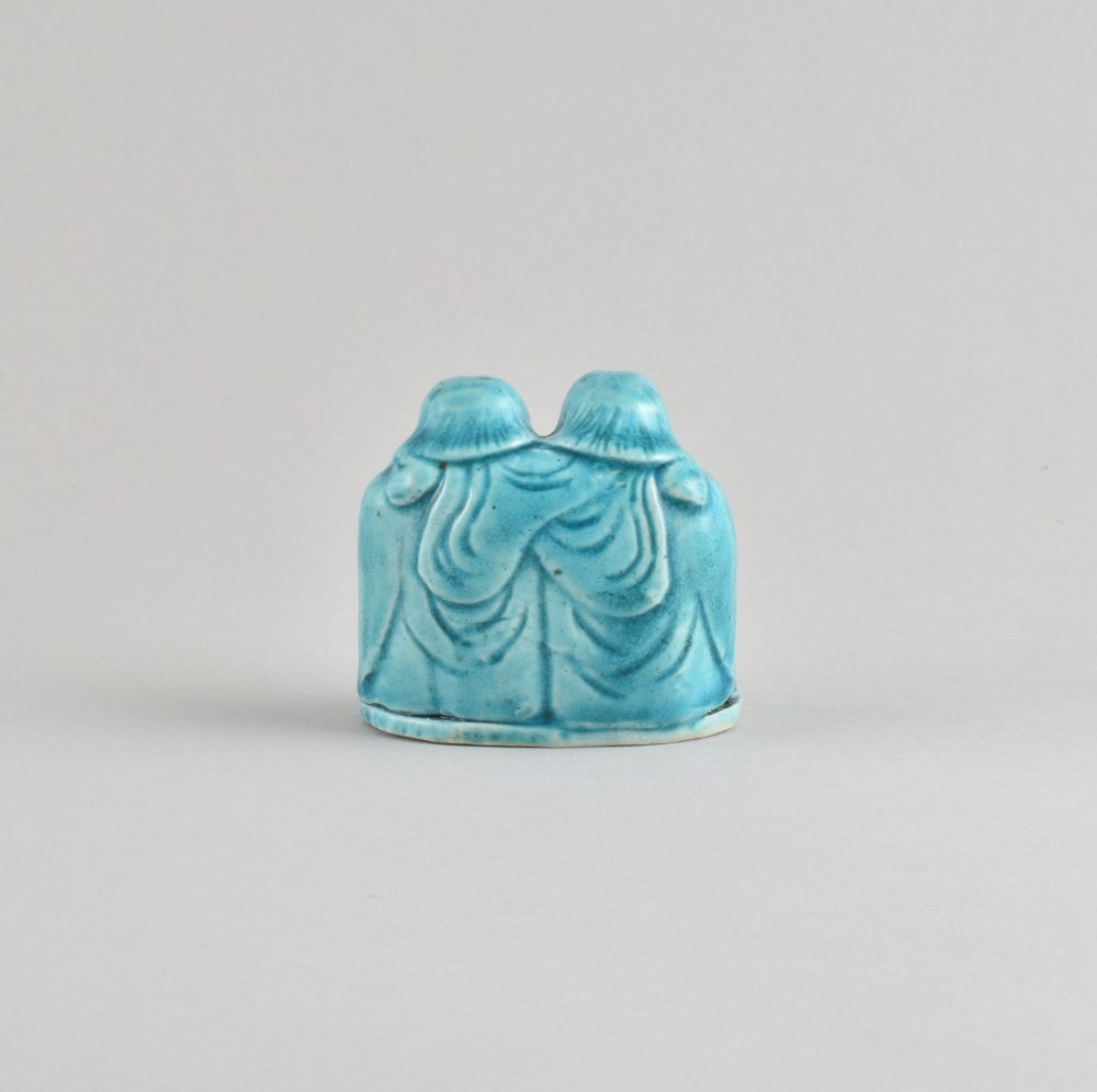 Porcelain (biscuit) Kangxi (1662-1722), China
