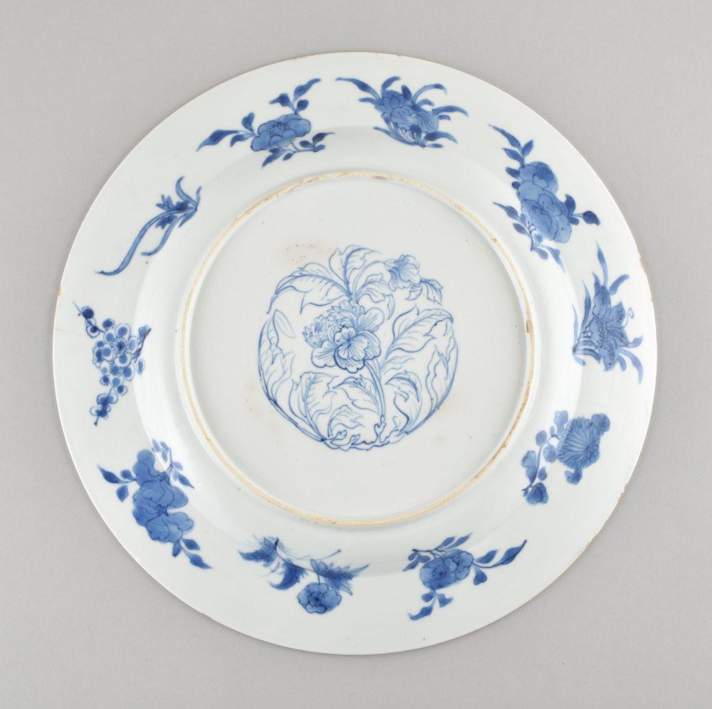 Porcelain Kangxi (1662-1722), late 17th century , China