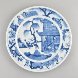 Porcelain Kangxi (1662-1722), late 17th century , China