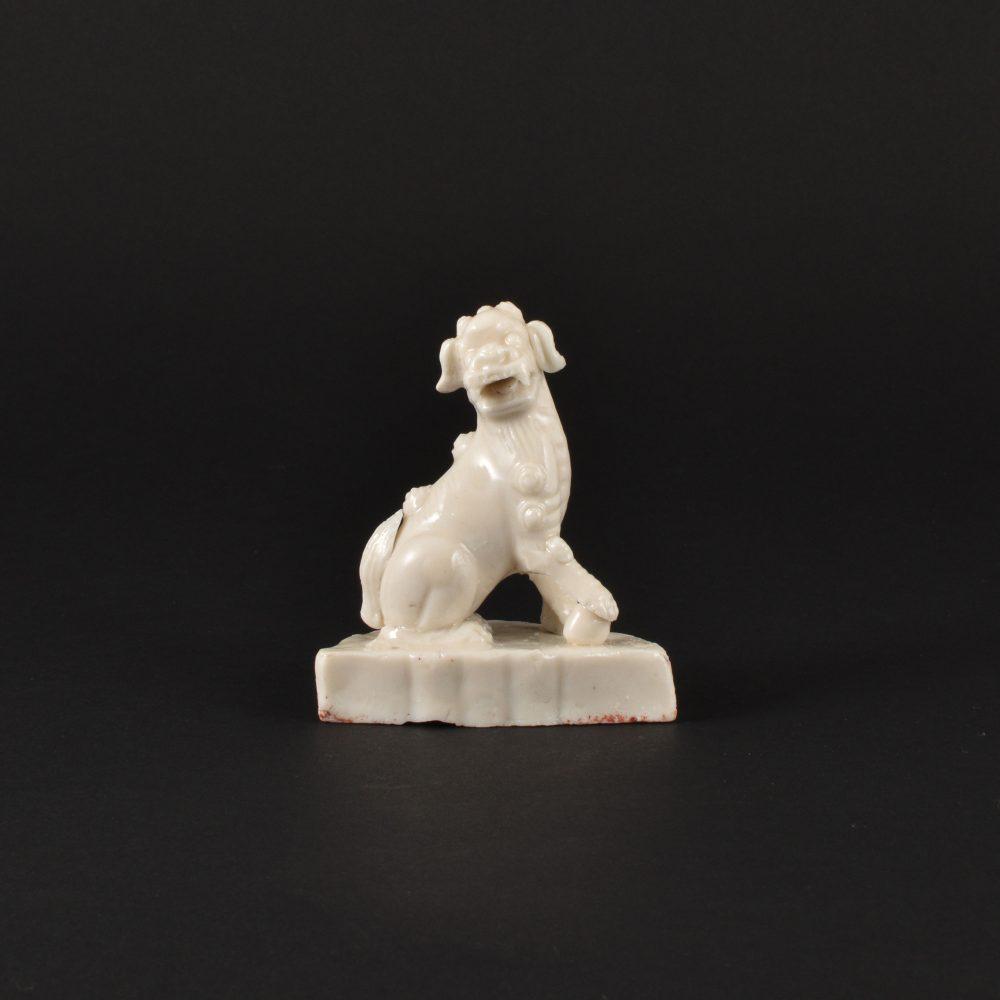 Porcelaine (Dehua) Kangxi (1662-1722), circa 1700, China