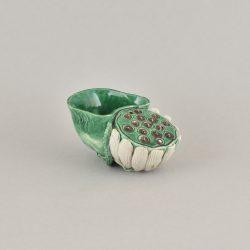 Famille verte Porcelain (biscuit) Kangxi (1662-1722), China