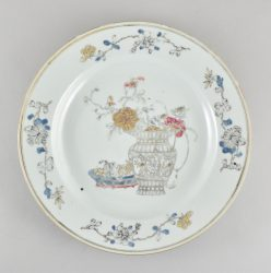 Porcelain Yongzheng period (1723-1735), China