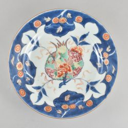 Famille rose Porcelain Late Kangxi period (1662-1722) or early Yongzheng period (1723-1735), China