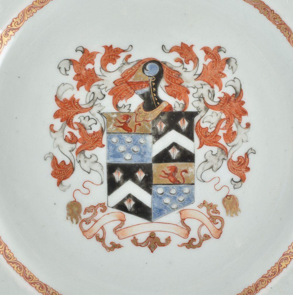 Porcelaine Qianlong (1736-1795), ca. 1740, China