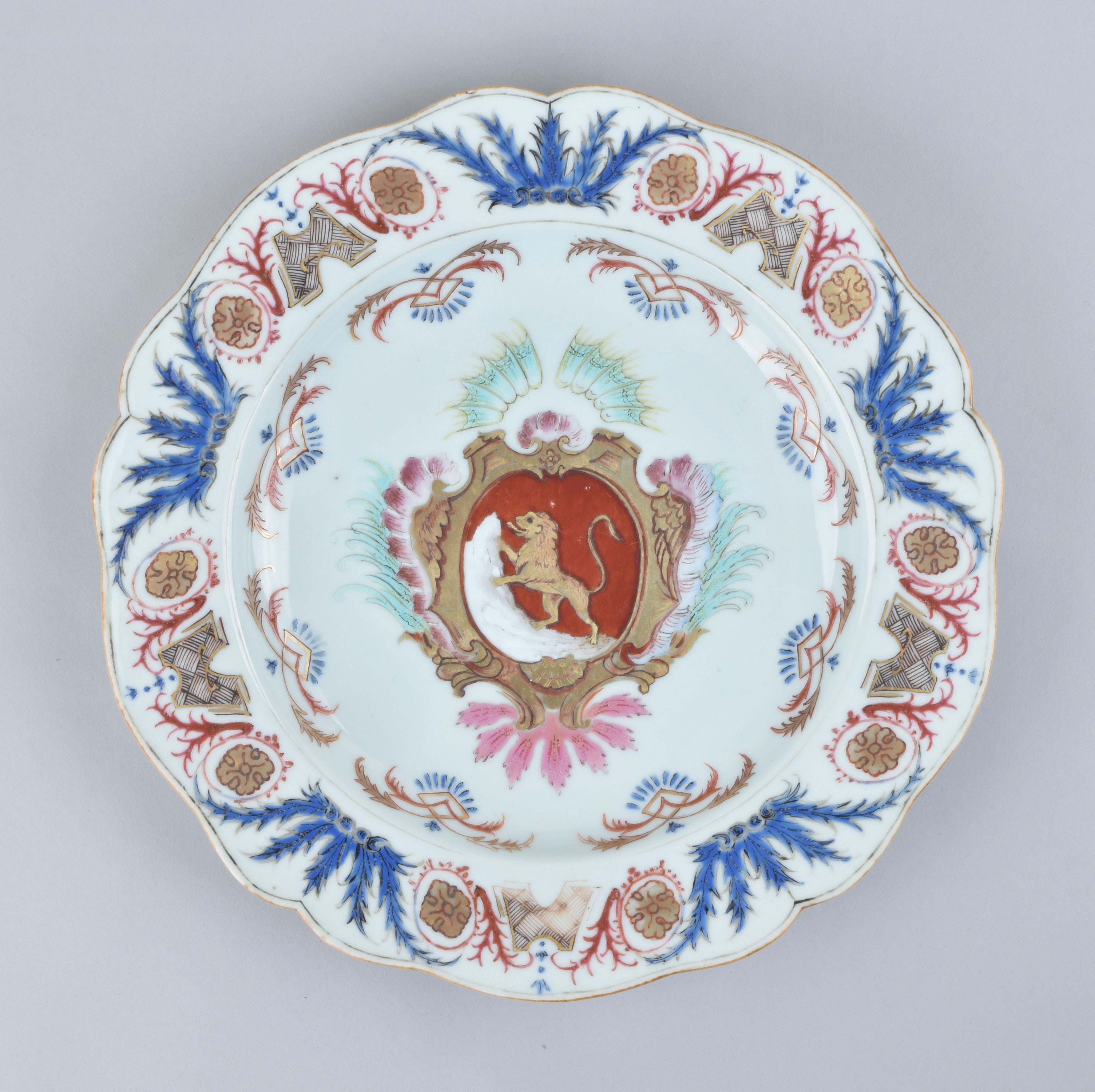 Porcelain Yongzheng (1723-1735), ca. 1730, China