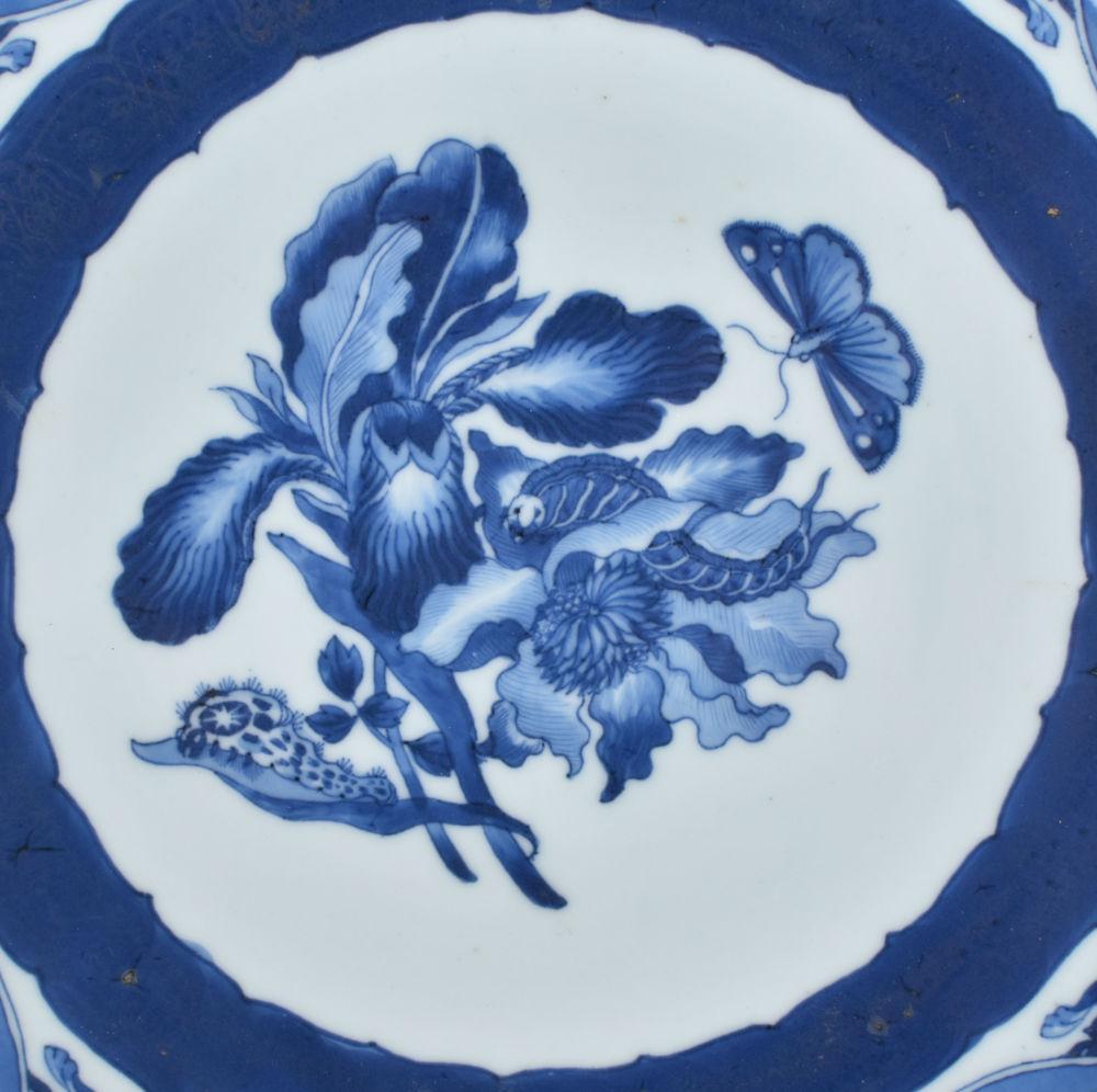 Porcelain Qianlong period (1736-1795), circa 1738, China
