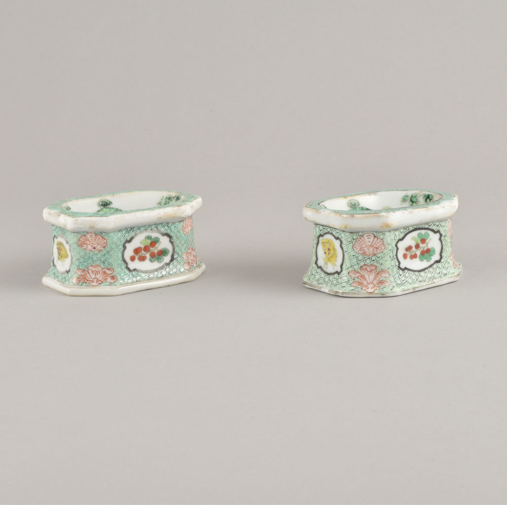 Famille rose Porcelain Qianlong period (1736-1795), circa 1738/1740, China