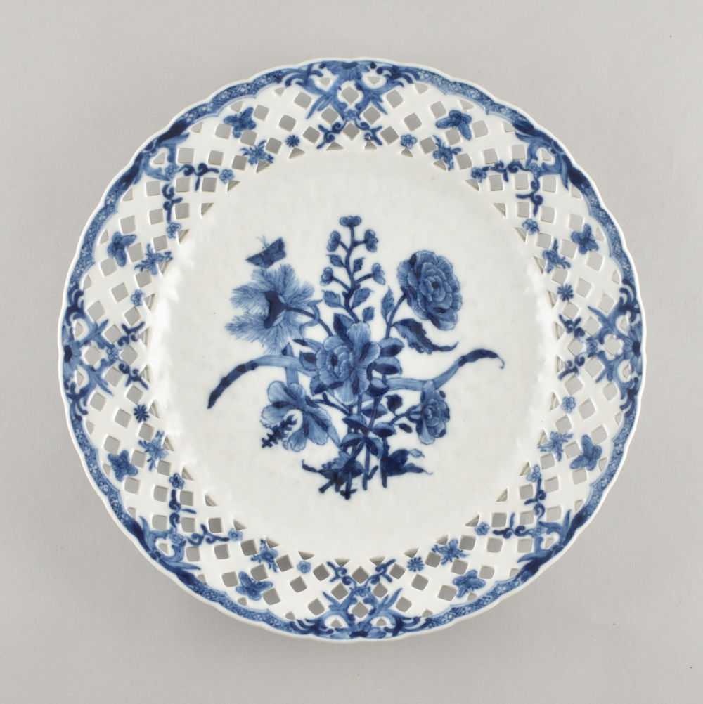 Porcelain Qianlong (1735-1795), circa 1765/1770, China