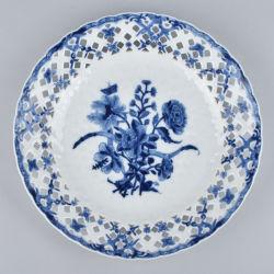 Porcelain Qianlong (1735-1795), circa 1765/1770, China