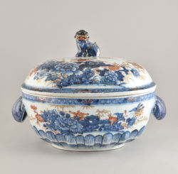 Porcelain First half of the XVIIIe century , China
