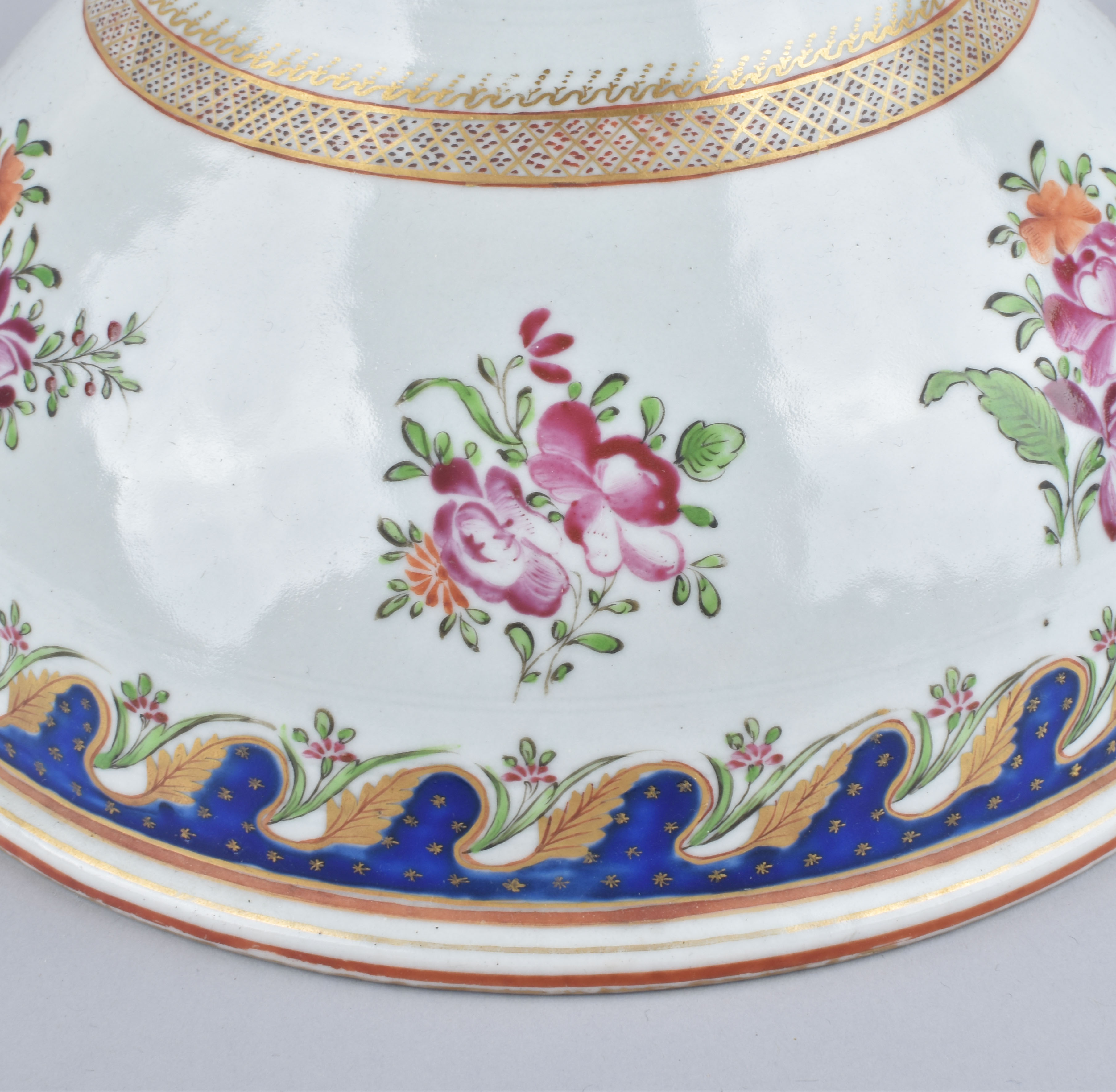 Porcelaine Late 18th century, China