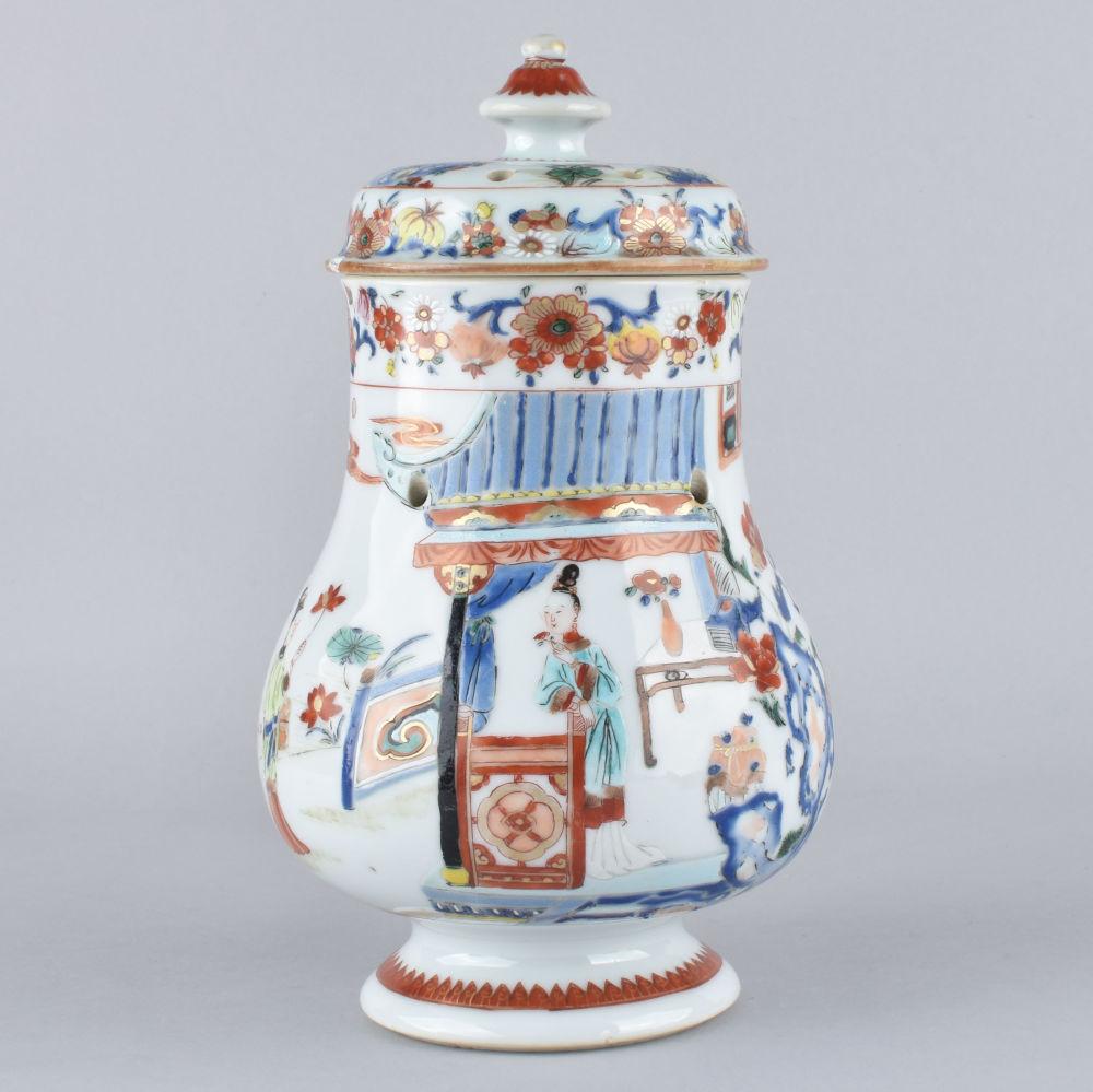 Famille rose Porcelain Yongzheng (1723-1735), ca. 1725/1730, China