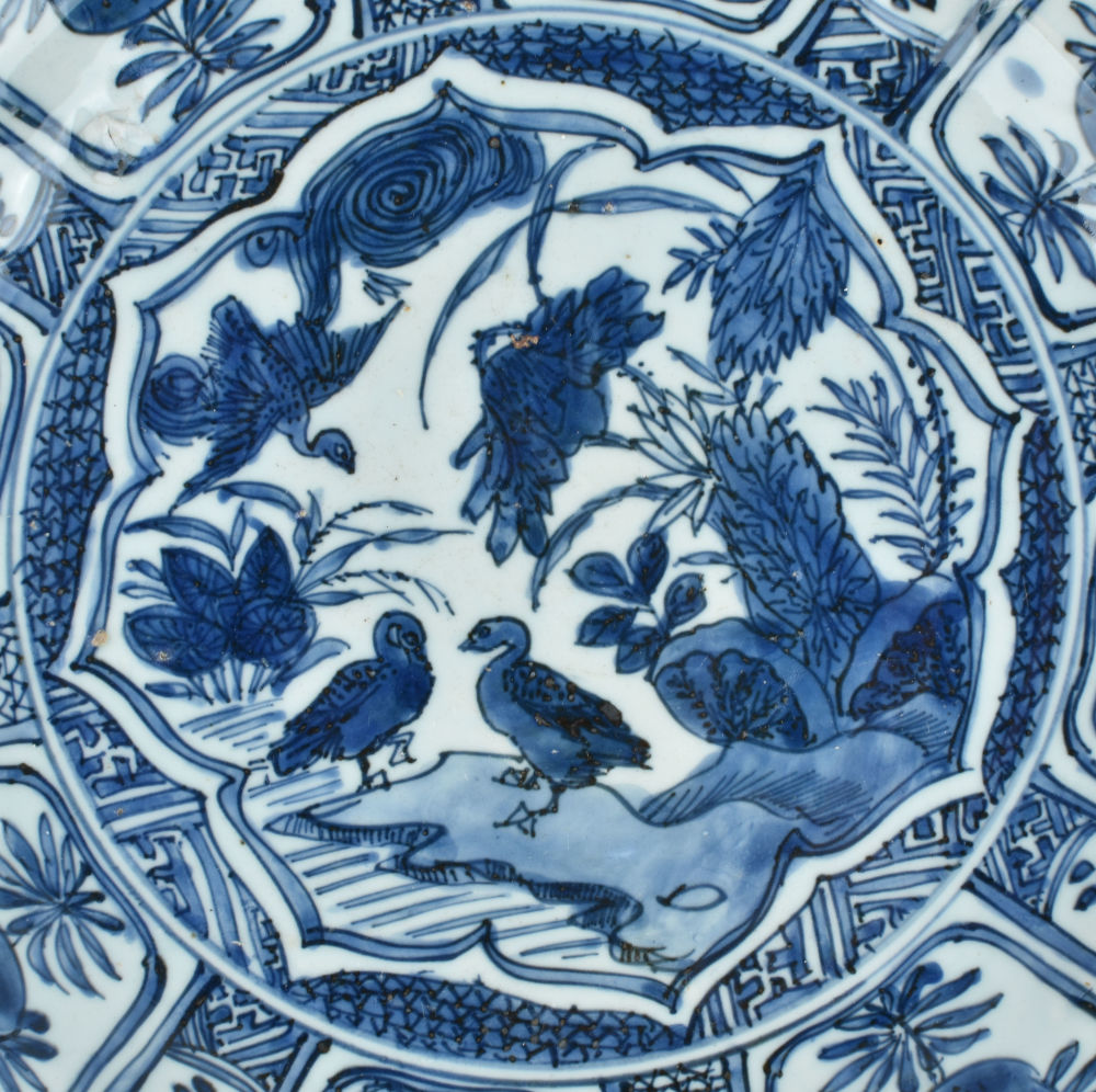 Porcelain Wanli period (1573-1619), China
