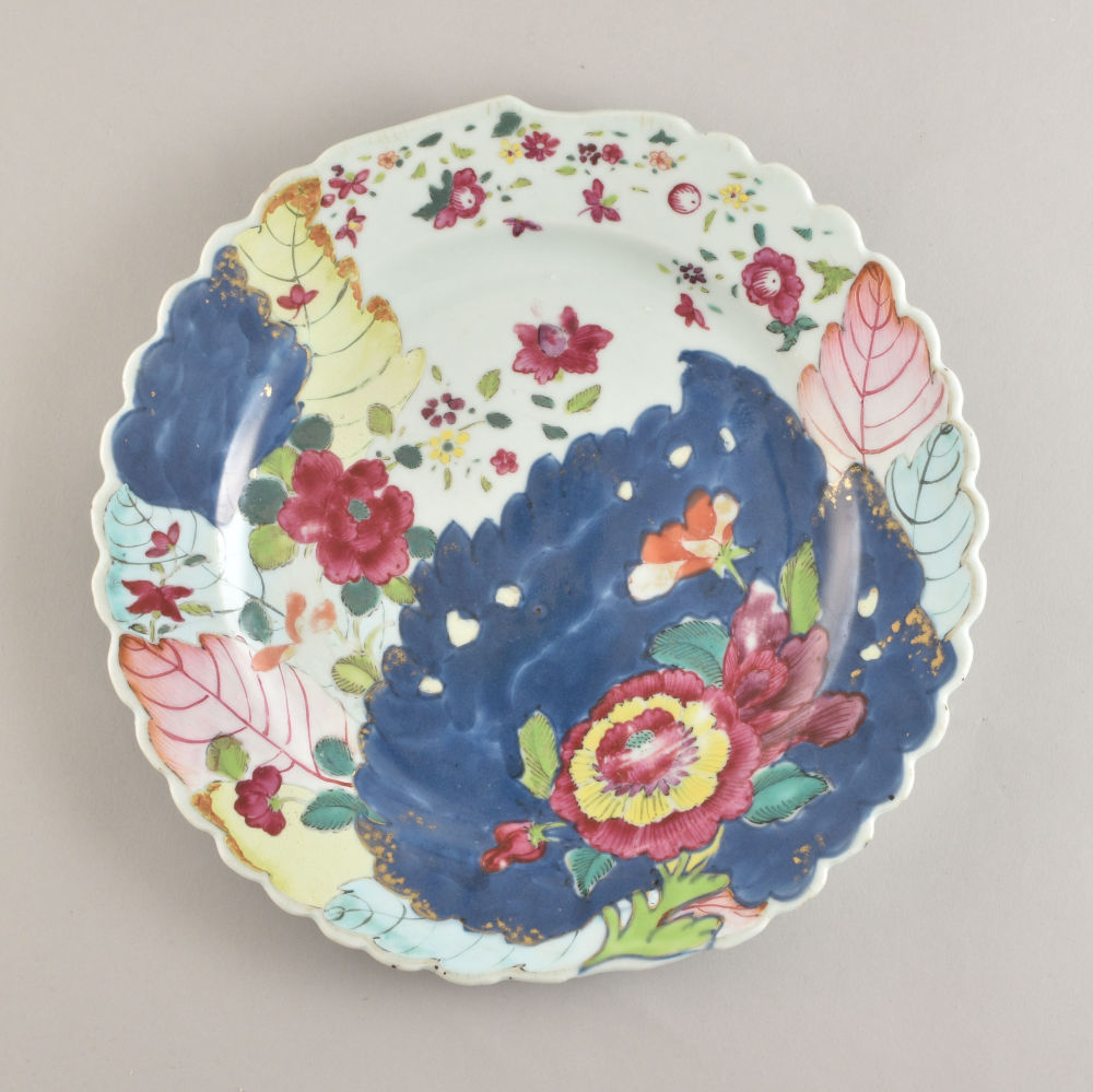 Famille rose Porcelaine Qianlong (1735-1795), China
