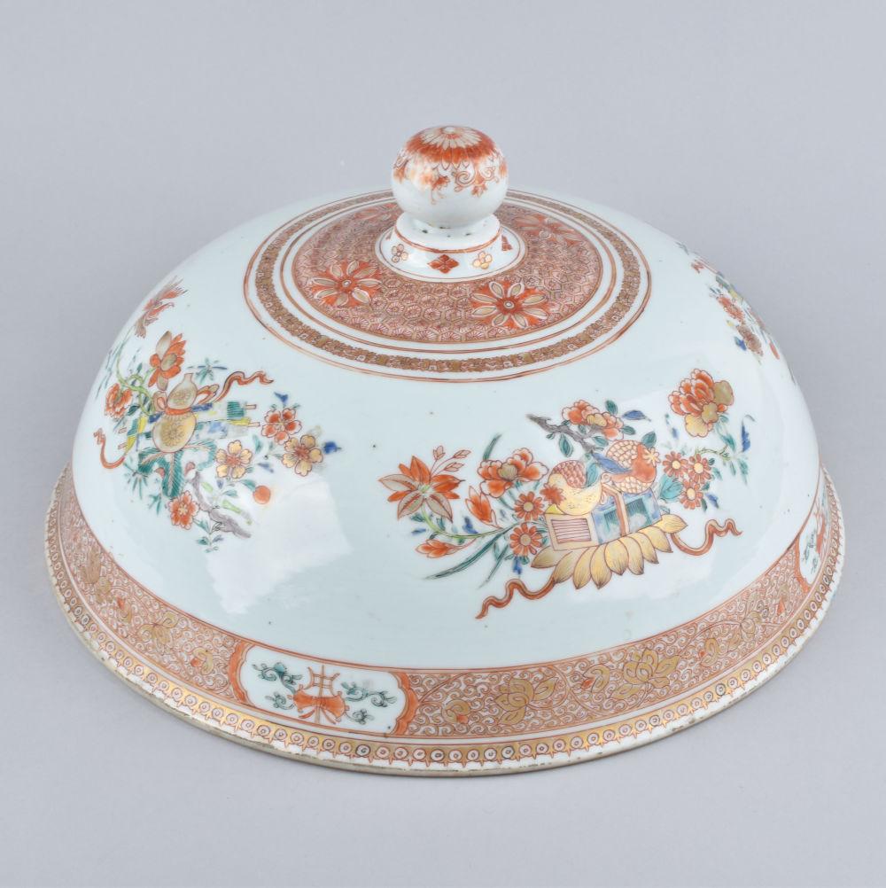 Porcelain Yongzheng (1723-1735), circa 1724, China
