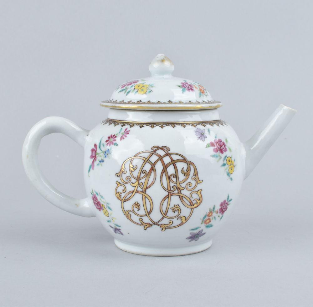 Famille rose Porcelain Qianlong (1736-1795), China
